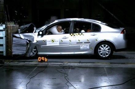 Renault laguna / Kliknij /INTERIA.PL