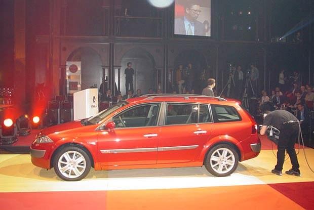 Renault Megane Estate (kliknij) /INTERIA.PL