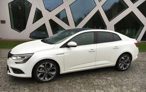 Renault Megane GrandCoupe - sprawdzamy sedana z ambicjami