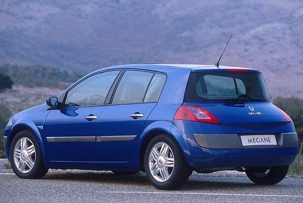 Renault Megane II (kliknij) /INTERIA.PL
