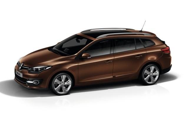 Renault Megane kombi po liftingu /