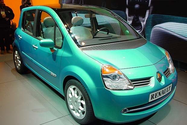 Renault MODUS (kliknij) /INTERIA.PL