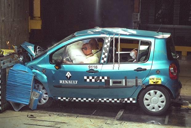 Renault modus / Kliknij /INTERIA.PL