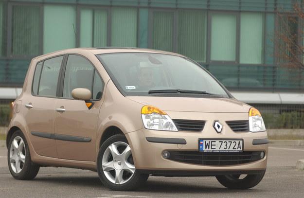 Renault Modus /Motor