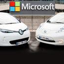 Renault-Nissan stawia na Microsoft