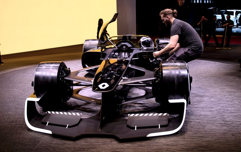 Renault R.S. Vision 2027 /AFP