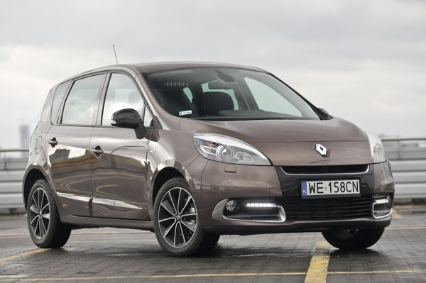 renault scenic 1 6 dci 130 km bose edition testy i opinie o. Black Bedroom Furniture Sets. Home Design Ideas