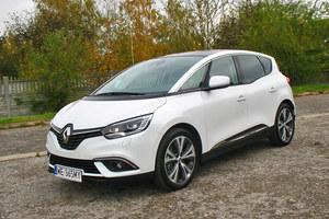 Renault Scenic oraz Megane GrandCoupe - Francuzi w formie
