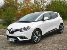 Renault Scenic - pierwsza jazda