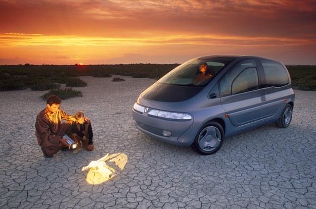 Renault Scenic prototyp /Renault