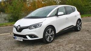 Renault Scenic wycenione w Polsce
