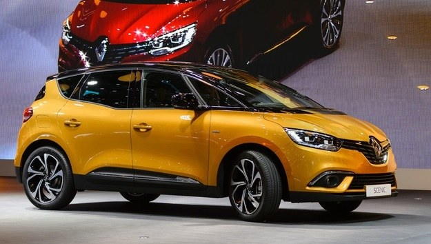 Renault Scenic /AFP