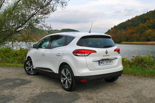 Renault Scenic /magazynauto.pl