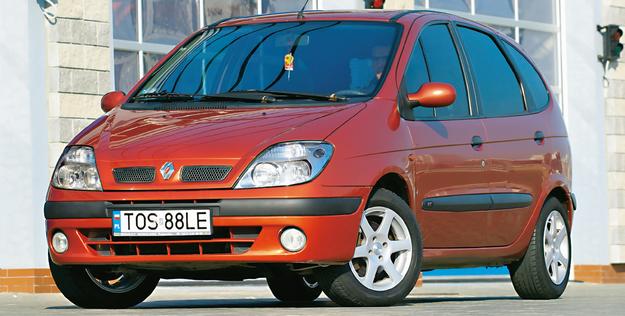Renault Scenic /Motor