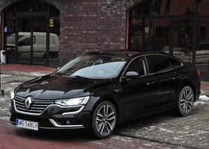 Renault Talisman 1.6 dCi. Oaza spokoju