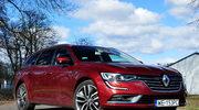 Renault Talisman Grandtour 1.6 dCi EDC.  Nie chce się wysiadać