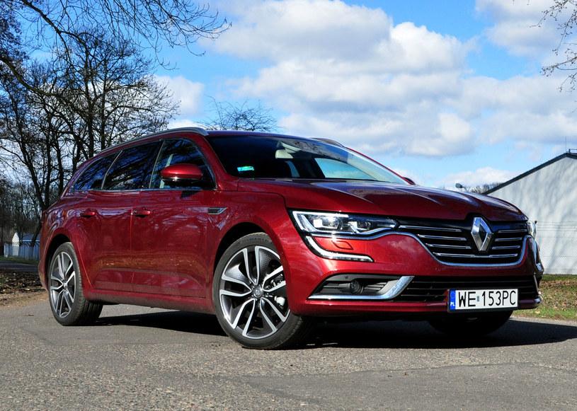 Renault Talisman Grandtour 1.6 dCi EDC /INTERIA.PL
