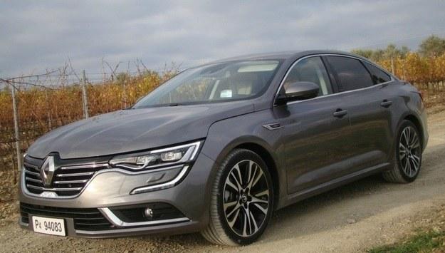 Renault Talisman /INTERIA.PL