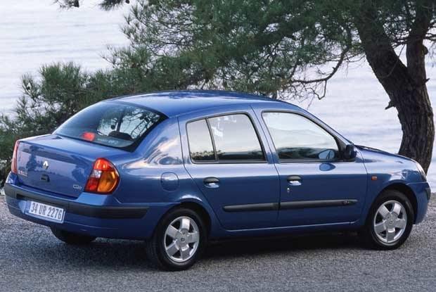 Renault Thalia (kliknij) /INTERIA.PL