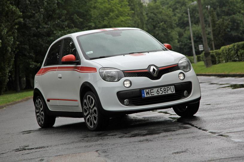 Renault Twingo GT /INTERIA.PL