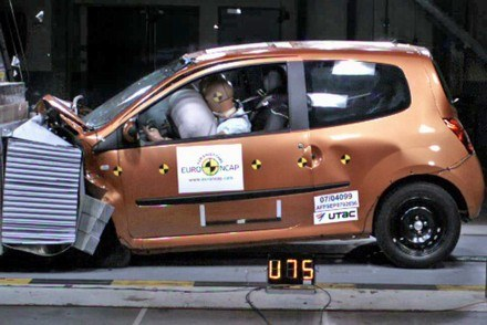 Renault twingo / Kliknij /INTERIA.PL