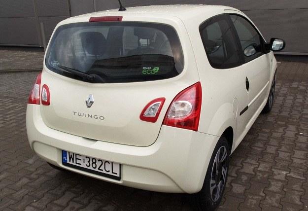Renault twingo /INTERIA.PL