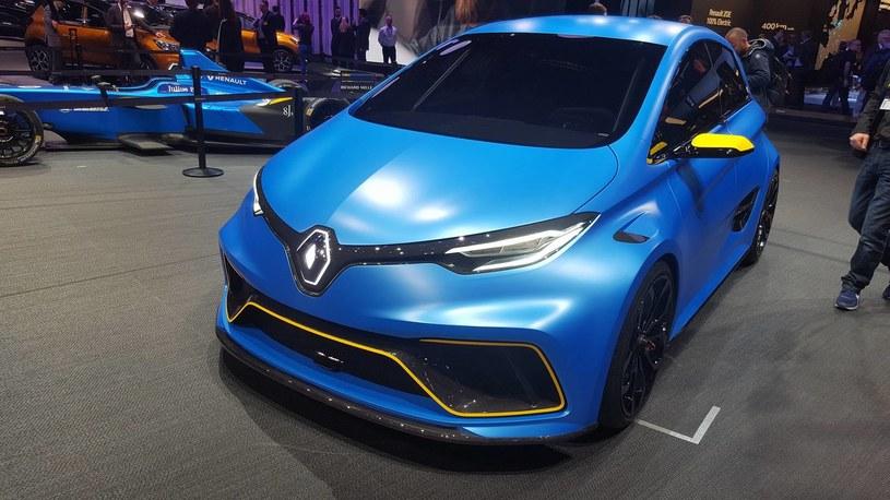 Renault ZOE e-Sport /INTERIA.PL