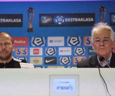 Rene Poms po meczu z Cracovią (1-0). Wideo
