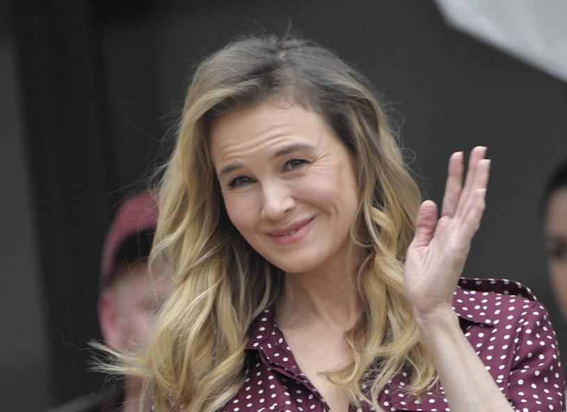 Renée Zellweger ma dość kultu młodości i pokazuje zmarszczki /Pepito/madmax/Splash News /East News