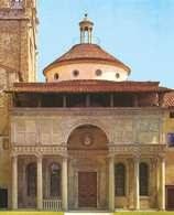 Renesans: kaplica Pazzich na dziedzińcu klasztoru franciszkańskiego kościoła Santa Croce, Filipp /Encyklopedia Internautica