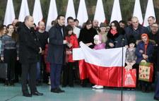 Repatrianci z Kazachstanu wracają do Polski