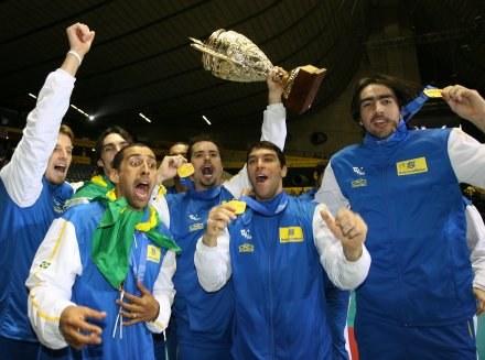 Reprezentacja Brazylii prawdopodobnie przyjedzie do Polski /AFP