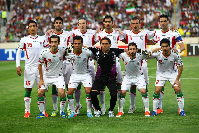 Reprezentacja Iranu /Amin M. Jamali /Getty Images