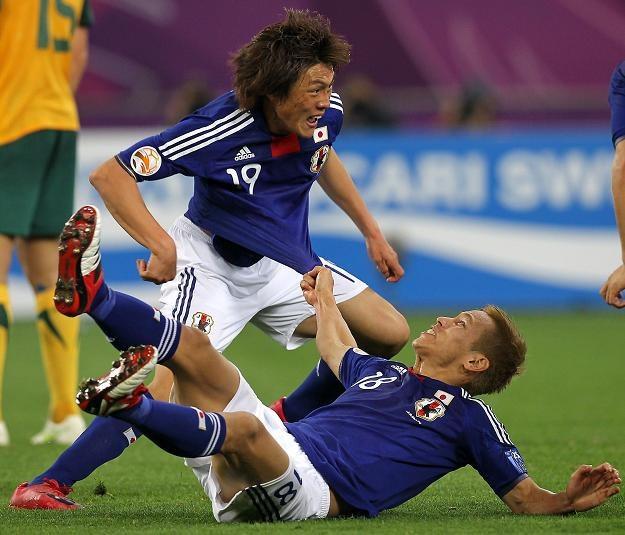 Reprezentacja Japonii nie rozegra meczu towarzyskiego z Czarnogórą /AFP