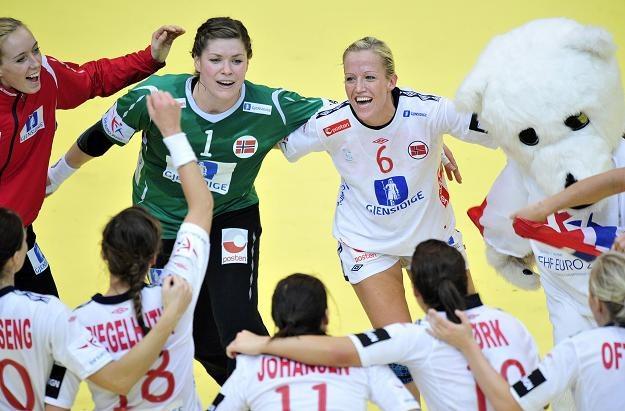 Reprezentacja Norwegii /AFP