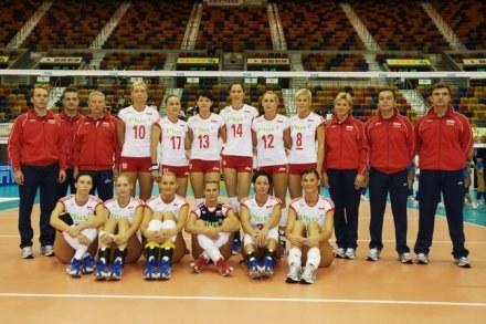 Reprezentacja Polski siatkarek jest już w chińskim Ningbo /www.fivb.org