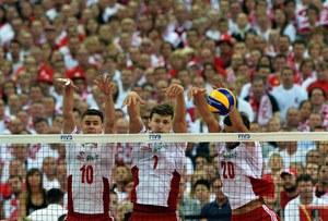 Reprezentacja Polski siatkarzy na trzecim miejscu w rankingu CEV