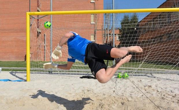 Reprezentacja Polski w beach soccerze: Chcemy sprawić niespodziankę