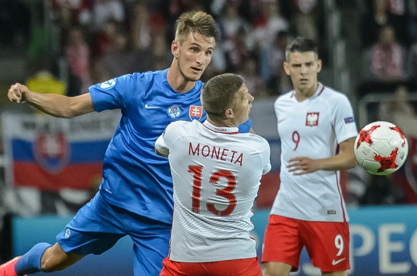 Reprezentacja Polski zaczęła od falstartu Euro U-21 /Fot. Wojciech Pacewicz /PAP