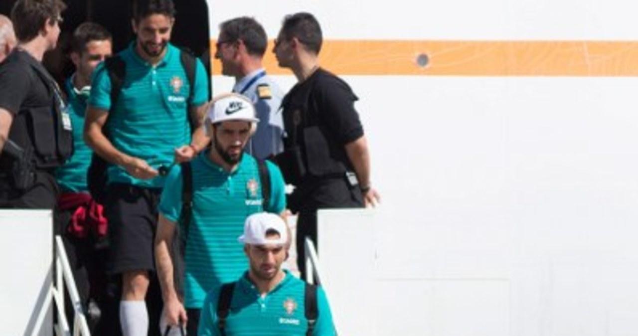 Reprezentacja Portugalii już w Brazylii