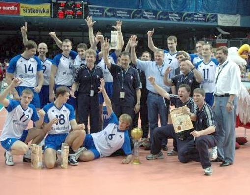 Reprezentacja Rosji - triumfator turnieju w Rzeszowie, fot. K. Atys /Agencja Przegląd Sportowy