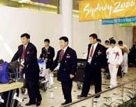 Reprezentanci Korei Północnej przybyli już do Sydney