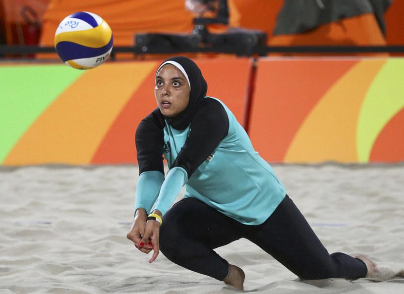 Reprezentantka Egiptu /Reuters /INTERIA.PL