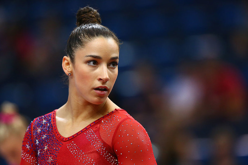 Reprezentantka USA Alexandra Raisman /Getty Images