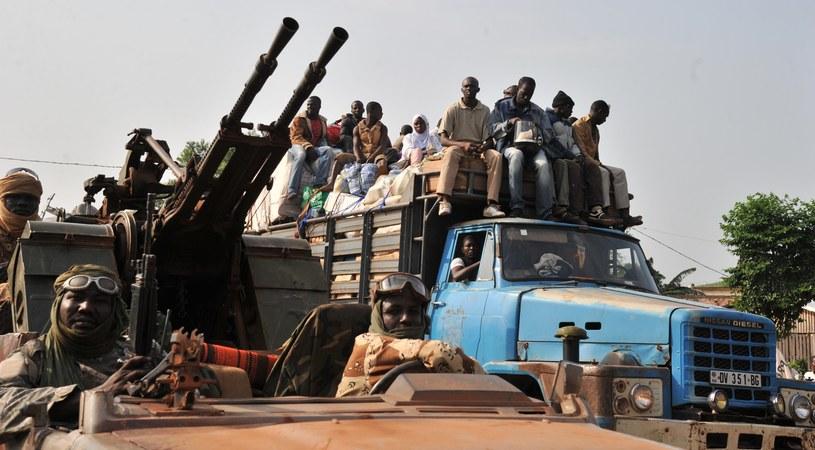 Republika Środkowoafrykańska pogrążona jest w chaosie. /AFP
