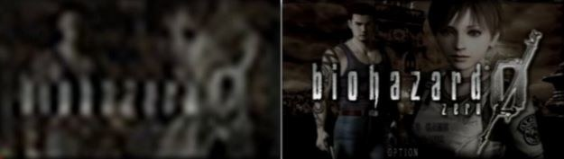 Resident Evil 0 HD /CD Action