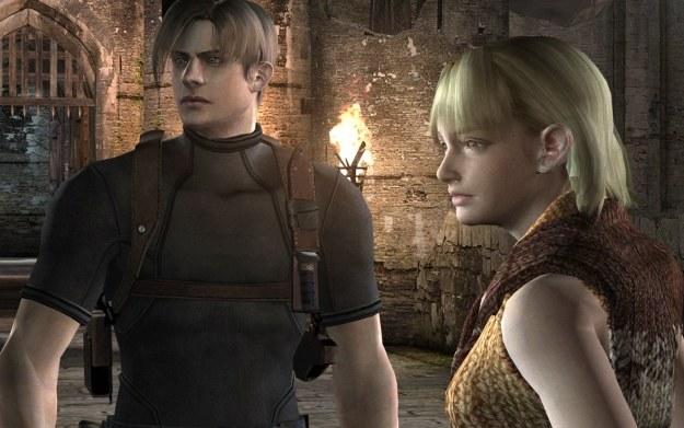 Resident Evil 4 /materiały prasowe