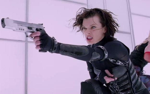 Resident Evil: Retribution - fragment trailera umieszczonego w serwisie YouTube.com /materiały prasowe