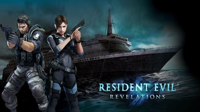 Resident Evil: Revelations /materiały prasowe
