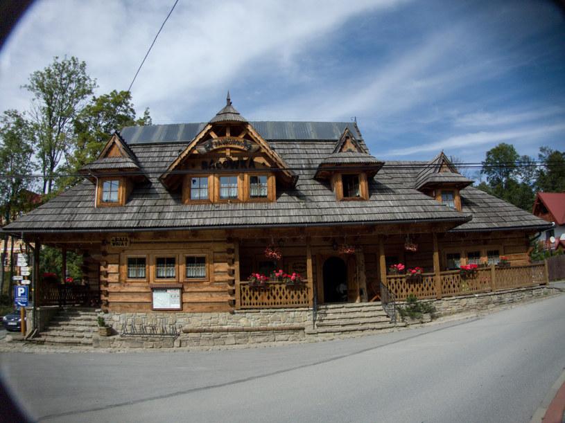 Restauracja Bacówka w Jaworkach /Styl.pl